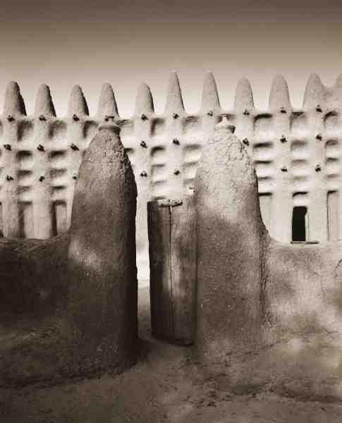 Mosque Door at Djenné